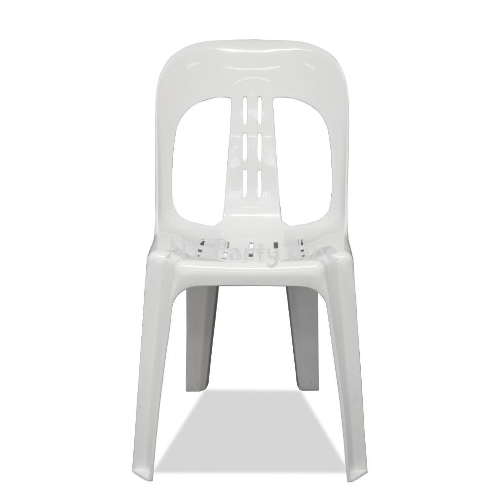 White Chairs Superior