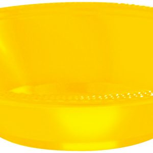 Yellow Plastic Bowls