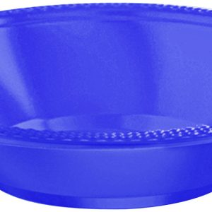 Purple Plastic Bowls