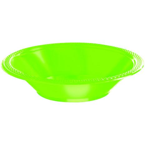 Light Green Plastic Bowls