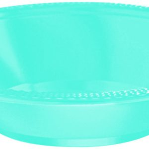 Light Blue Plastic Bowls