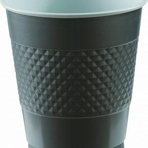 Silver Plastic Cups