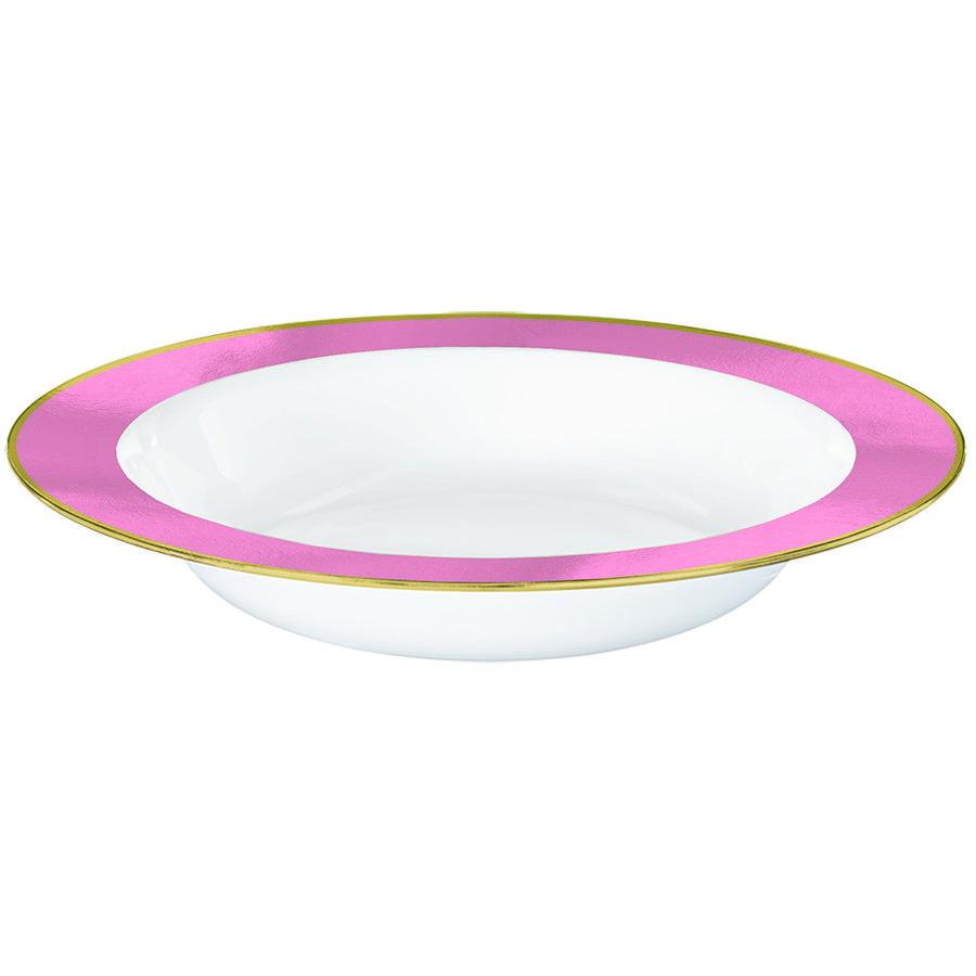 Premium Pink and White Bowls