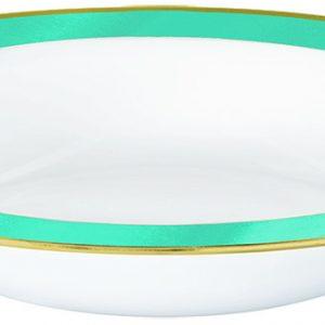 Premium Light Blue and White Bowls