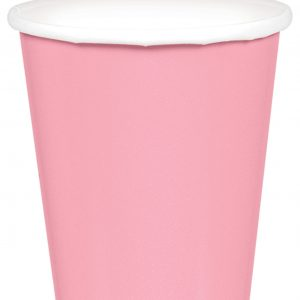 Pink Paper Cups