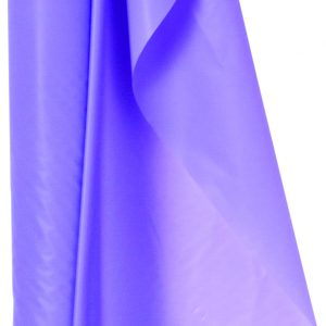Lavender Plastic Table Roll