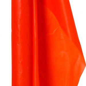Orange Plastic Table Roll