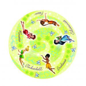"""Fairies  9""""/23cm Plate"""