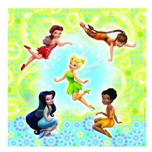 Fairies Lunch Napkins