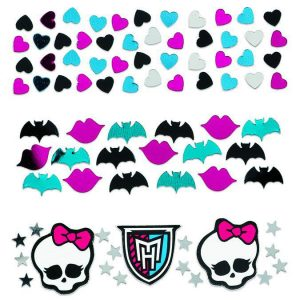 Monster High Value  Confetti 1.2oz/34g