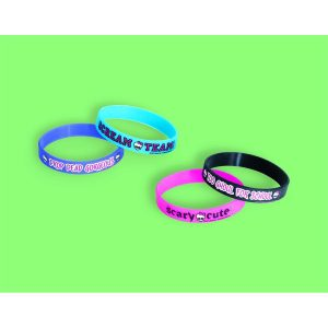 Monster High Rubber Bracelet Favours