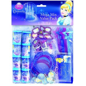 Cinderella Mega Mix Value Favour Pack