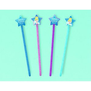 Cinderela Princess Wand Favour