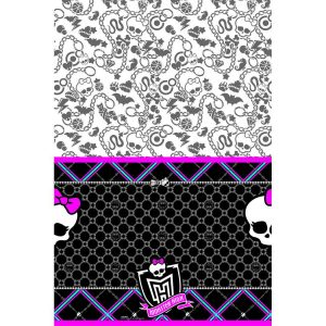 Monster High Tablecover - Paper