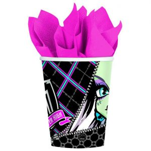 Monster High 9oz/266ml Cup