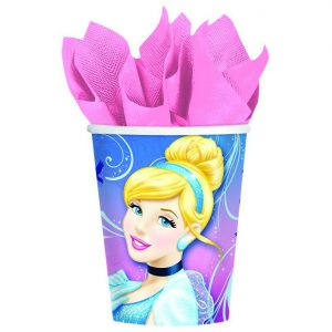 Cinderella 9oz/266ml Cup