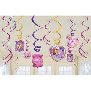 Sofia The First Swirl Value Pack