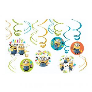 Despicable Me Swirl Value Pack