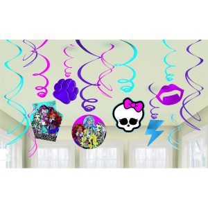 Monster High Swirl Value Pack