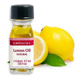 LorAnn Oils Lemon Oil Flavouring 3.7ml