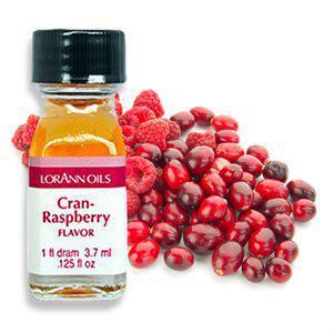 LorAnn Oils Cran Raspberry Flavouring 3.7ml