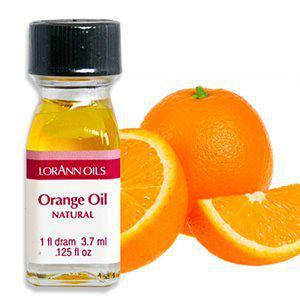 LorAnn Oils Orange Oil Flavouring 3.7ml
