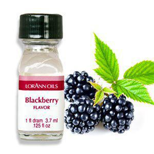 LorAnn Oils Blackberry Flavouring 3.7ml