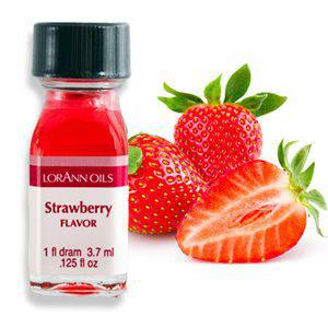 LorAnn Oils Strawberry Flavouring 3.7ml