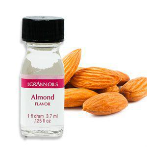 LorAnn Oils Almond Oil Flavouring 3.7ml
