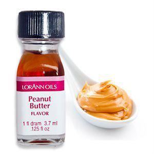 LorAnn Oils Peanut Butter Flavouring 3.7ml