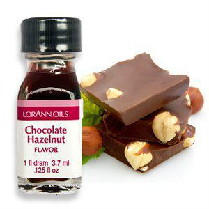LorAnn Oils Chocolate Hazelnut Flavouring 3.7ml