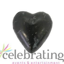 Milk Black Chocolate Hearts 1kg 120 pieces