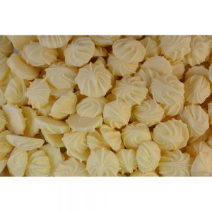 White Chocolate Buds - 1kg