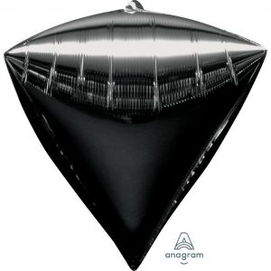 Black Diamondz Foil Balloon