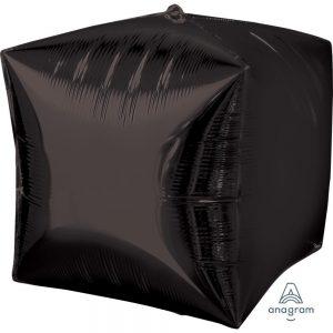 Black Cubez Foil Balloon
