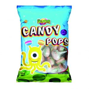 Candy Pops - 150gl