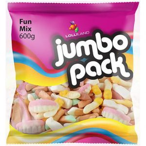 Fun Mix Jumbo Pack- 600g