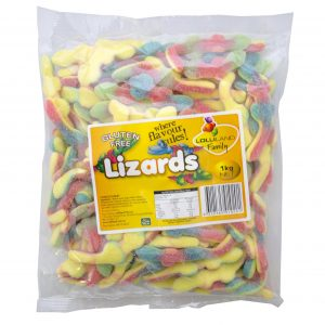 Sour Lizards - Bulk 1kg