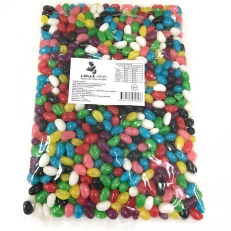 Mixed Jelly Beans - Bulk 1kg