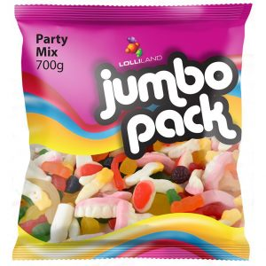 Party Mix Jumbo Pack - 700g