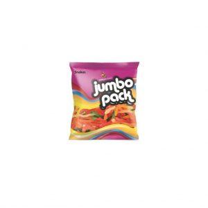 Jelly Snakes Jumbo Pack - 650g
