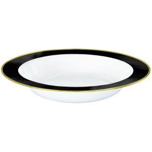 Premium Black and White Bowls