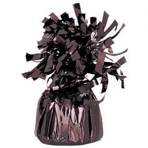 Balloon Weights Foil Black