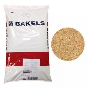 Bakels Premium Caramel Mud Cake Mix 15kg