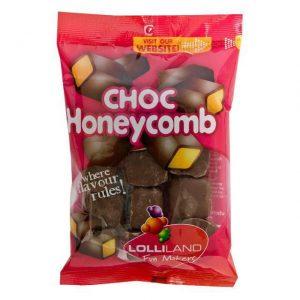 Lolliland Choc Honeycomb 135g