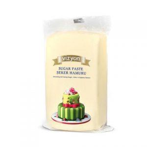 Vizyon Cream Fondant 1kg