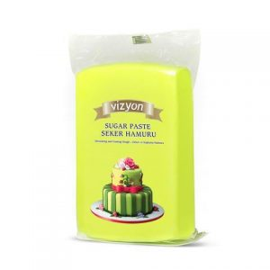 Vizyon Light Green Fondant 1kg