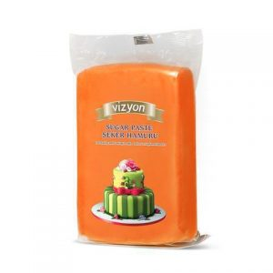 Vizyon Orange Fondant 1kg