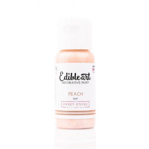 Edible Art Paint 15ml - Peach