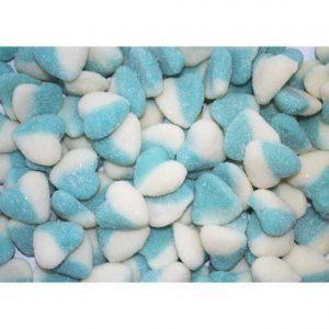 Blue Sour Hearts - Bulk 1kg